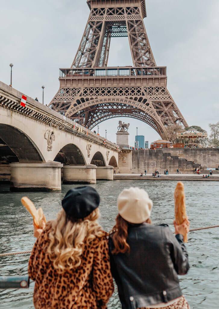 best photography spots in paris eiffel tower france instagram influencer fallon travels