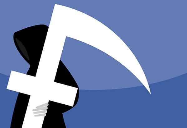 Facebook Grave